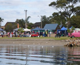 Greenwell Point Riverside Markets - Accommodation Airlie Beach