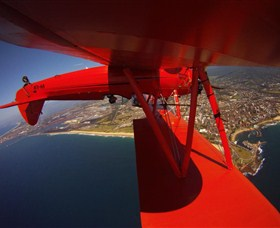 Southern Biplane Adventures - Accommodation Airlie Beach
