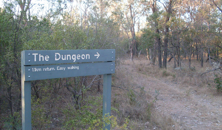Dungeon lookout - Accommodation Airlie Beach