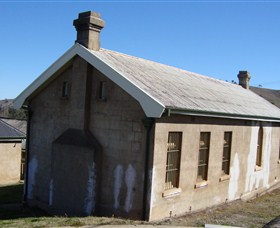 The Old Gundagai Gaol - Accommodation Airlie Beach
