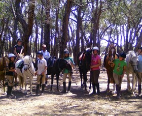 Bellarine Horse Riding Centre - Accommodation Airlie Beach