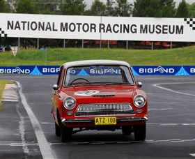 National Motor Racing Museum - Accommodation Airlie Beach