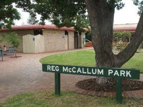 Reg McCallum Park - Accommodation Airlie Beach