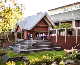 Hollydene Estate Wines and Vines Restaurant - Accommodation Airlie Beach
