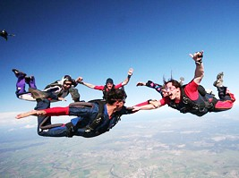 Skydive Maitland - Accommodation Airlie Beach