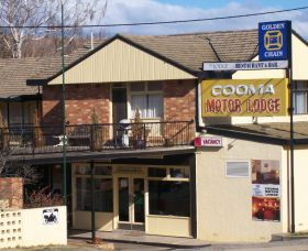 Cooma Motor Lodge Coach Tours - Accommodation Airlie Beach