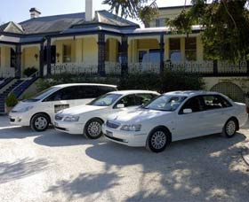 Highlands Chauffeured Hire Cars Tours - Accommodation Airlie Beach