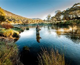 Fly Fishing Tumut - Accommodation Airlie Beach