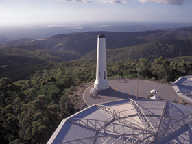 Mount Lofty Summit - Accommodation Airlie Beach