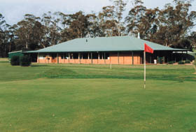 Echunga Golf Club Incorporated - Accommodation Airlie Beach