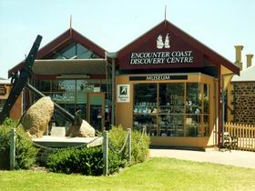 Encounter Coast Discovery Centre and The Old Customs and Station Masters House - Accommodation Airlie Beach