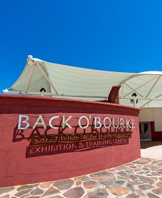 Back O Bourke Exhibition Centre - Accommodation Airlie Beach