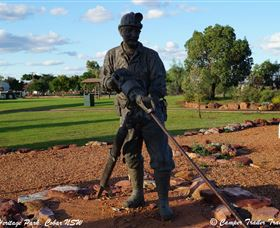 Cobar Miners Heritage Park - Accommodation Airlie Beach