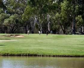 Deniliquin Golf Club - Accommodation Airlie Beach