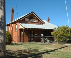 Whitton Courthouse and Historical Museum - Accommodation Airlie Beach