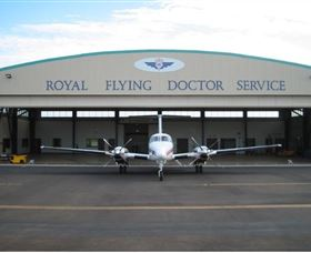 Royal Flying Doctor Service Dubbo Base Education Centre Dubbo - Accommodation Airlie Beach