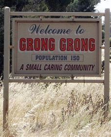 Grong Grong Earth Park - Accommodation Airlie Beach