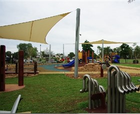 Livvi's Place Playground - Accommodation Airlie Beach