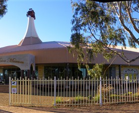 McFeeters Motor Museum and Visitor Information Centre - Accommodation Airlie Beach