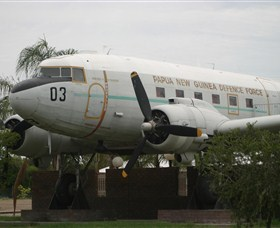 Big Plane in Moree - Accommodation Airlie Beach