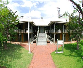 Moree Lands Office Historical Building - Accommodation Airlie Beach