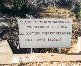 Army General Hospital Site - Accommodation Airlie Beach