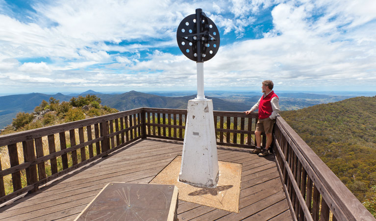 Mount Kaputar summit walk - Accommodation Airlie Beach