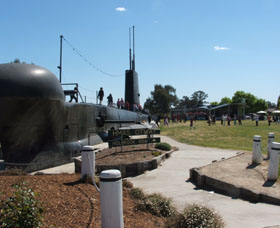 Holbrook Submarine Museum - Accommodation Airlie Beach