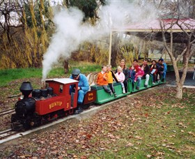 Holbrook Miniature Railway - Accommodation Airlie Beach