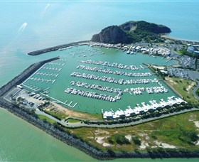 Keppel Bay Marina - Accommodation Airlie Beach