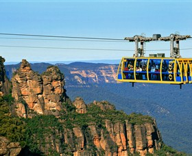 Greater Blue Mountains Drive - Blue Mountains Discovery Trail - Accommodation Airlie Beach