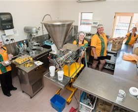 Mammino Gourmet Ice Cream - Accommodation Airlie Beach