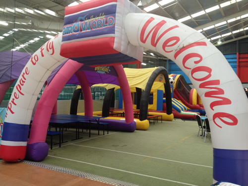 Airodrome Trampoline Park - Accommodation Airlie Beach