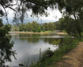 Lake Alexandra Reserve - Accommodation Airlie Beach