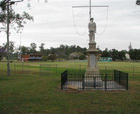 Ebbw Vale Memorial Park - Accommodation Airlie Beach