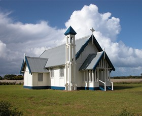 Tarraville Church - Accommodation Airlie Beach