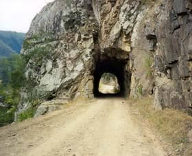 Old Glen Innes Road and the Historic Tunnel Grafton - Accommodation Airlie Beach