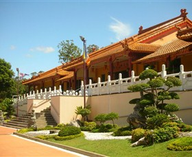 Chung Tian Temple - Accommodation Airlie Beach