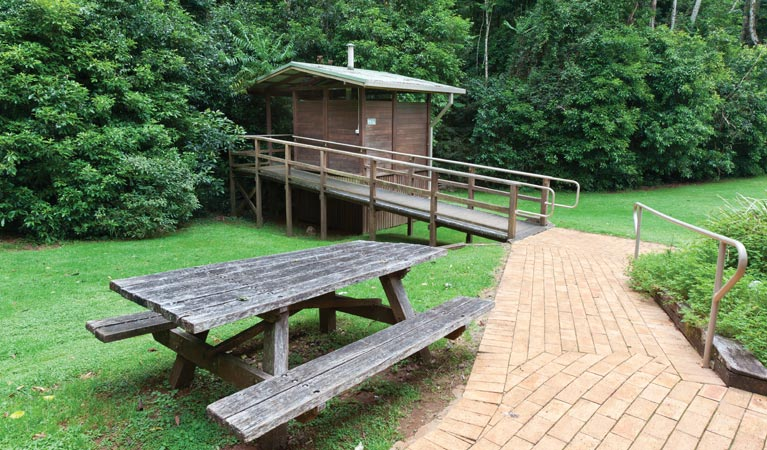 The Glade picnic area - Accommodation Airlie Beach