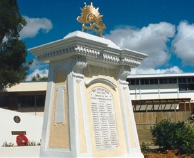 Beenleigh War Memorial - Accommodation Airlie Beach