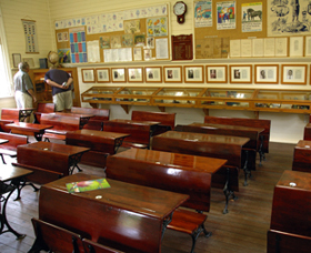 Alumny Creek School Museum and Reserve - Accommodation Airlie Beach