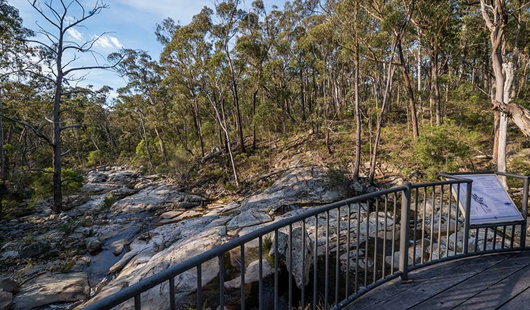 Myanba Gorge walking track - Accommodation Airlie Beach