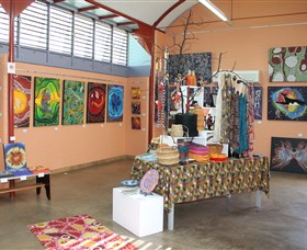 Dunghutti Ngaku Aboriginal Art Gallery - Accommodation Airlie Beach