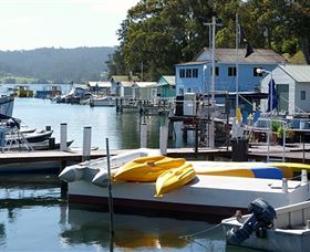 Narooma Marina - Accommodation Airlie Beach