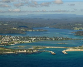 Cycle Narooma to Dalmeny - Accommodation Airlie Beach