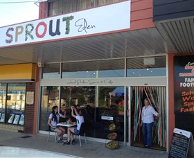 Sprout Eden - Accommodation Airlie Beach