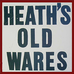Heaths Old Wares Collectables  Industrial Antiques - Accommodation Airlie Beach