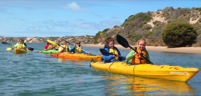 Canoe the Coorong - Accommodation Airlie Beach