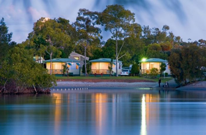 Boyds Bay Holiday Park - Accommodation Airlie Beach