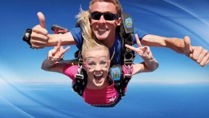 Skydive Oz Canberra - Accommodation Airlie Beach